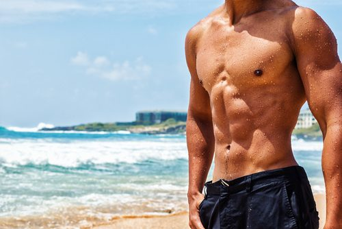masculine hard body at the beach-img-blog