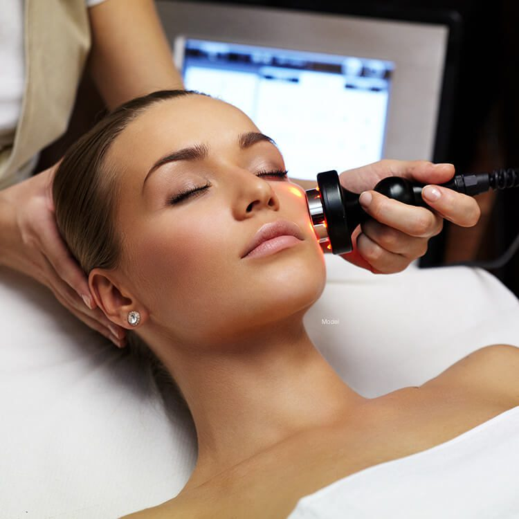 Laser Treatment Featured Model